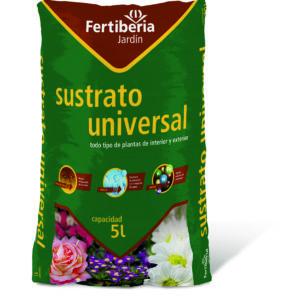 SUSTRATO UNIVERSAL FERTIBERIA 5L