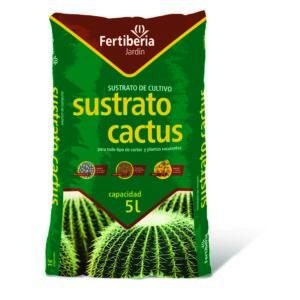 SUSTRATO CACTUS FERTIBERIA 5L